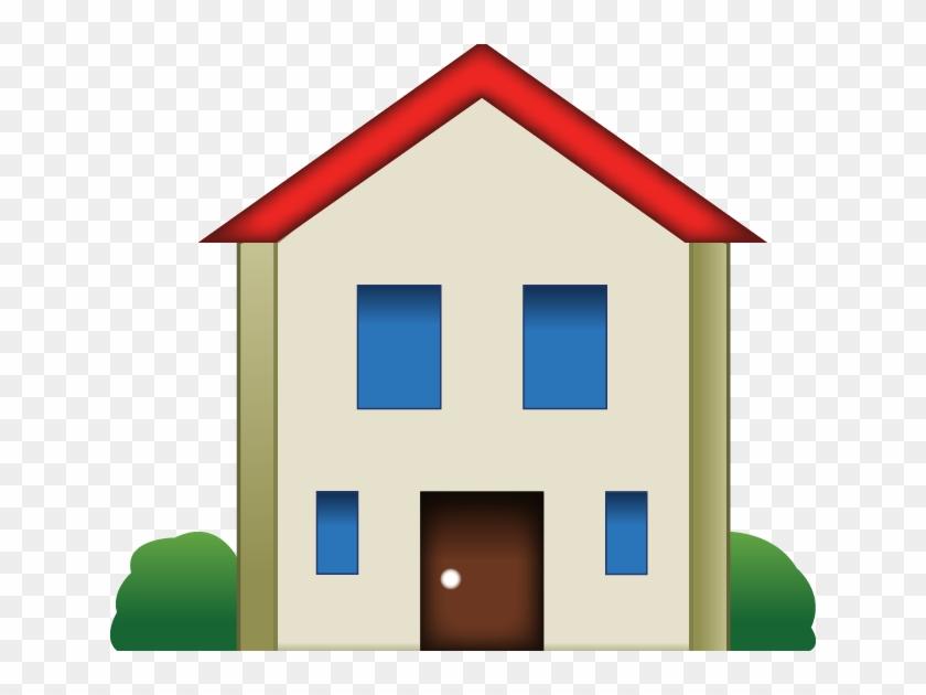 House Emoji Copy Paste Whatsapp Home Emoji Png Transparent Png 640x550 1832286 Pngfind