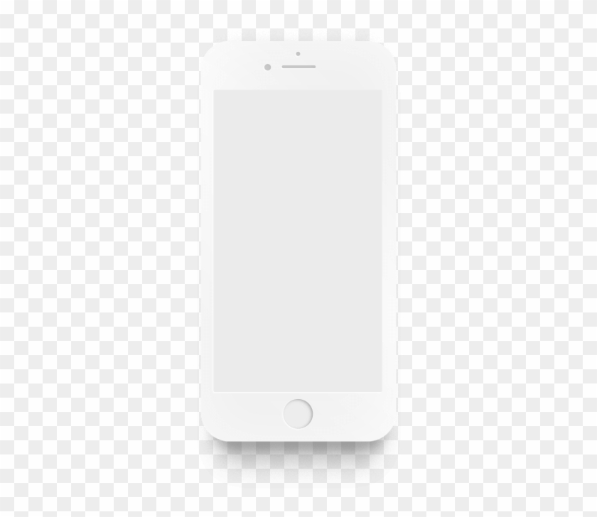 Screen Frame Mobile - Smartphone, HD Png Download - 493x695