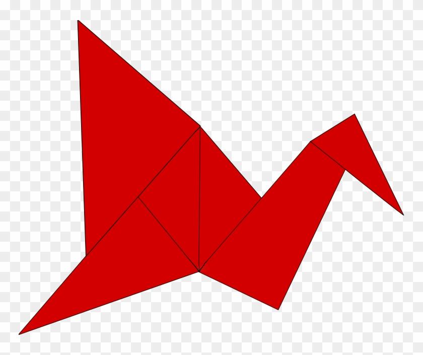 Simple Origami Birds For Kids   Origami crafts, Origami bird, Kids ...   705x840