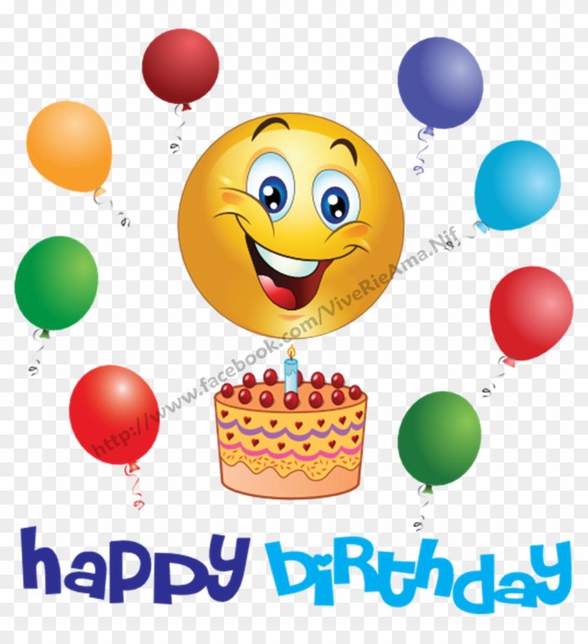 Happy Birthday Emoji For Facebook World Png Emoticons