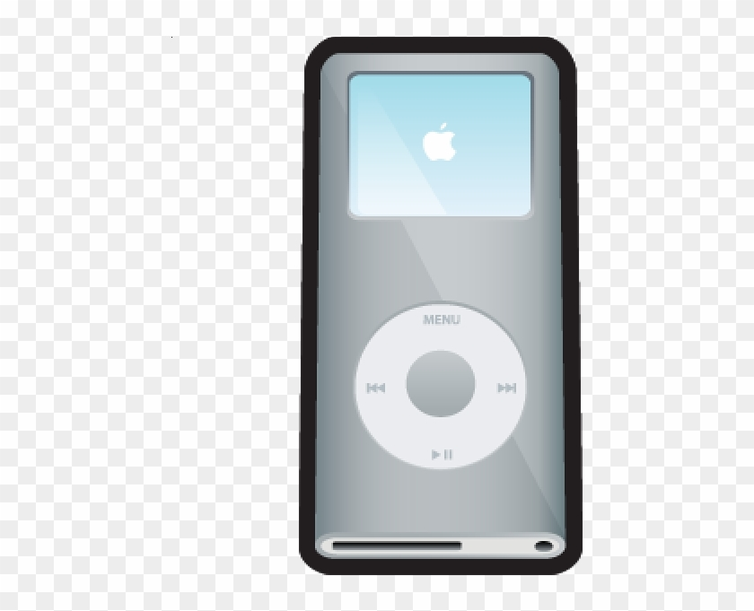 Ipod Nano Silver Cartoon Ipod Nano Hd Png Download 600x600 1845171 Pngfind