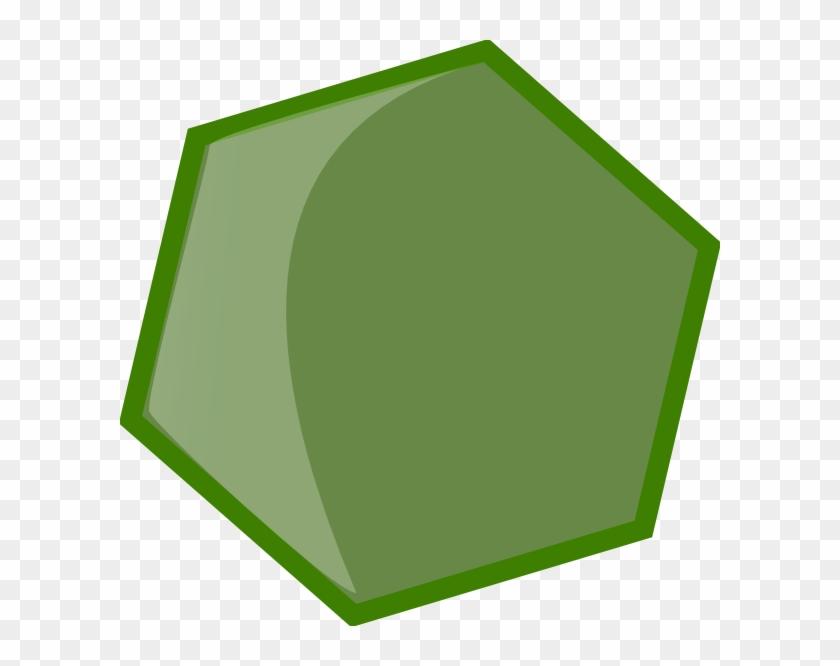 Hexagon Clipart Hexagon Shape - Png Download - Full Size Clipart (#3802324)  - PinClipart