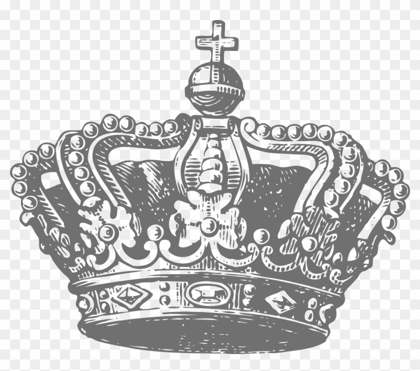 Tattoo Designer Art Crown Services Vector Design Clipart - Royal ...