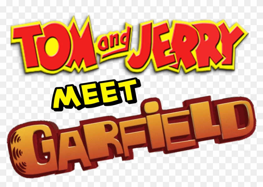 Tom And Jerry Meet Garfield Logo Hd Png Download 1212x803 1851254 Pngfind