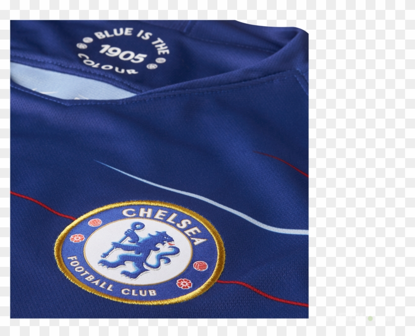 5d1396395e5 Football Shirt Nike Chelsea Fc 2018/19 Stadium Home, HD Png Download ...