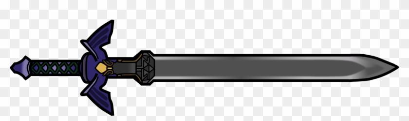 Free Download Zelda Master Sword Vector Clipart The - Master Sword