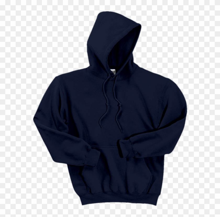 Gildan Dryblend Pullover Hooded Sweatshirt 12500 Navy - Gildan