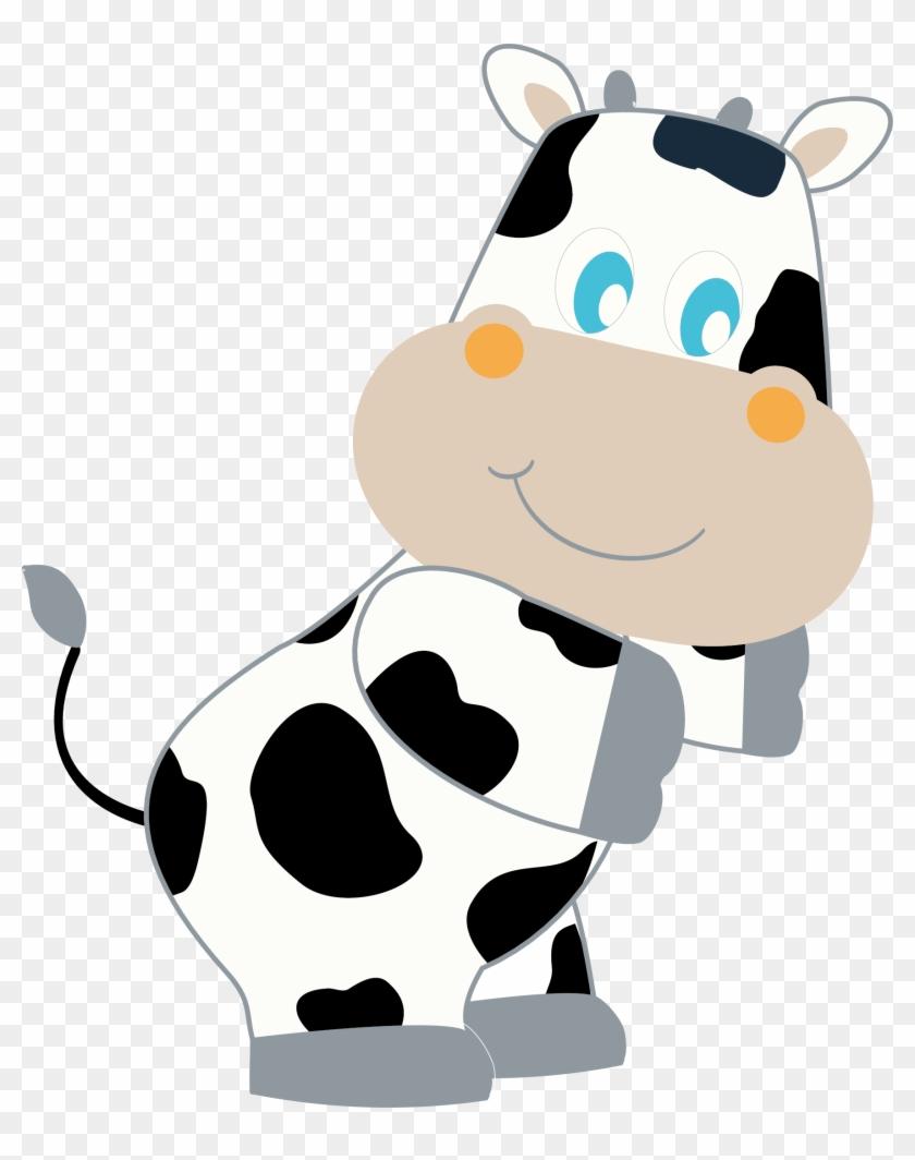 Dairy Cattle Puter File Gambar Sapi Perah Lucu HD