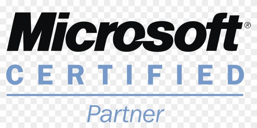Microsoft Certified Partner Logo Png Transparent, Png Download
