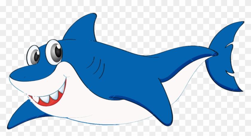 Cartoon Free Download Best On X Png Ⓒ - Cartoon Baby Shark