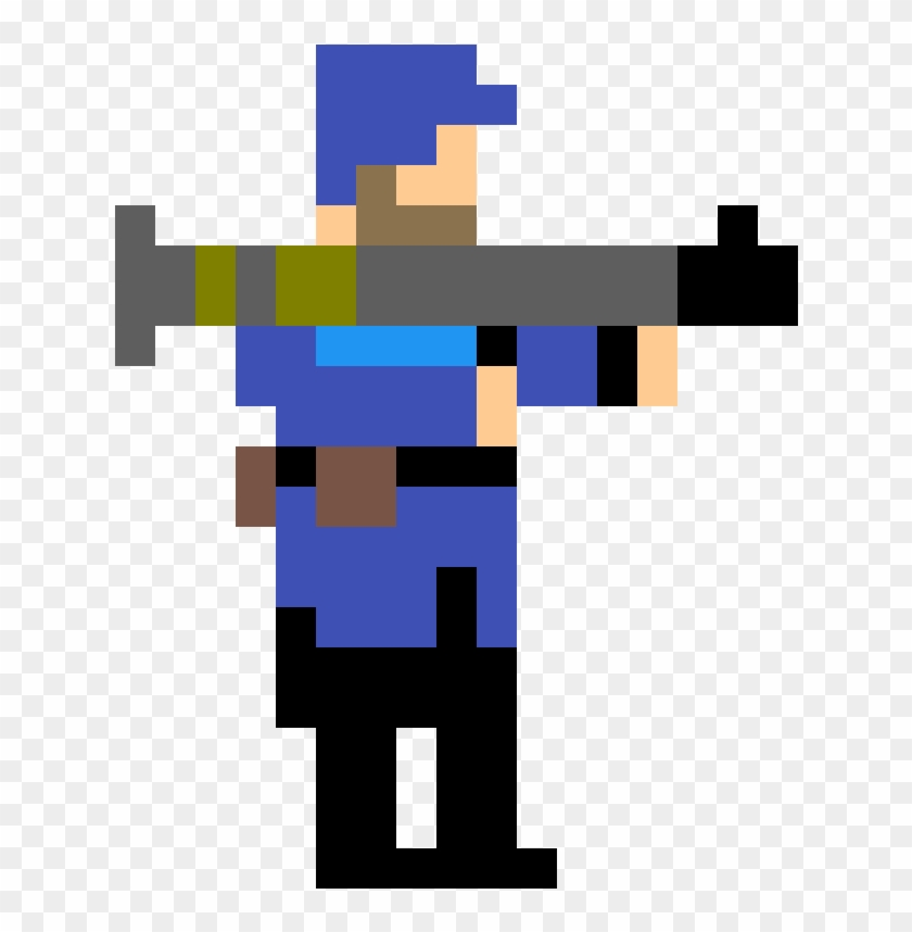 Pixel Art Ww2 Soldiers Png Download Pixel Art Ww2 Soldiers Transparent Png 630x778 1895935 Pngfind