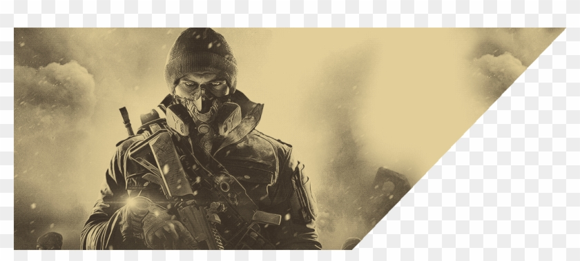 Tom Clancy's The Division 2 Beta Lfg - Division 2, HD Png