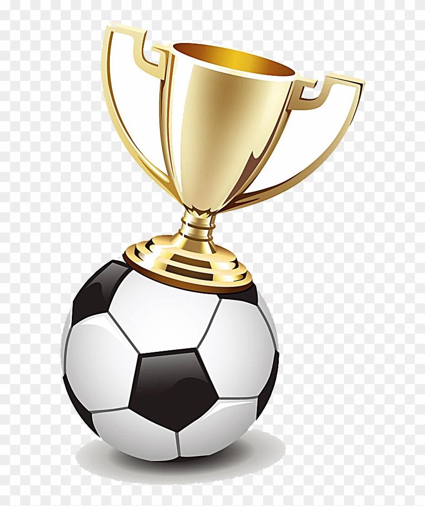 Football Trophy Fifa World Cup Clip Art - Football Vector