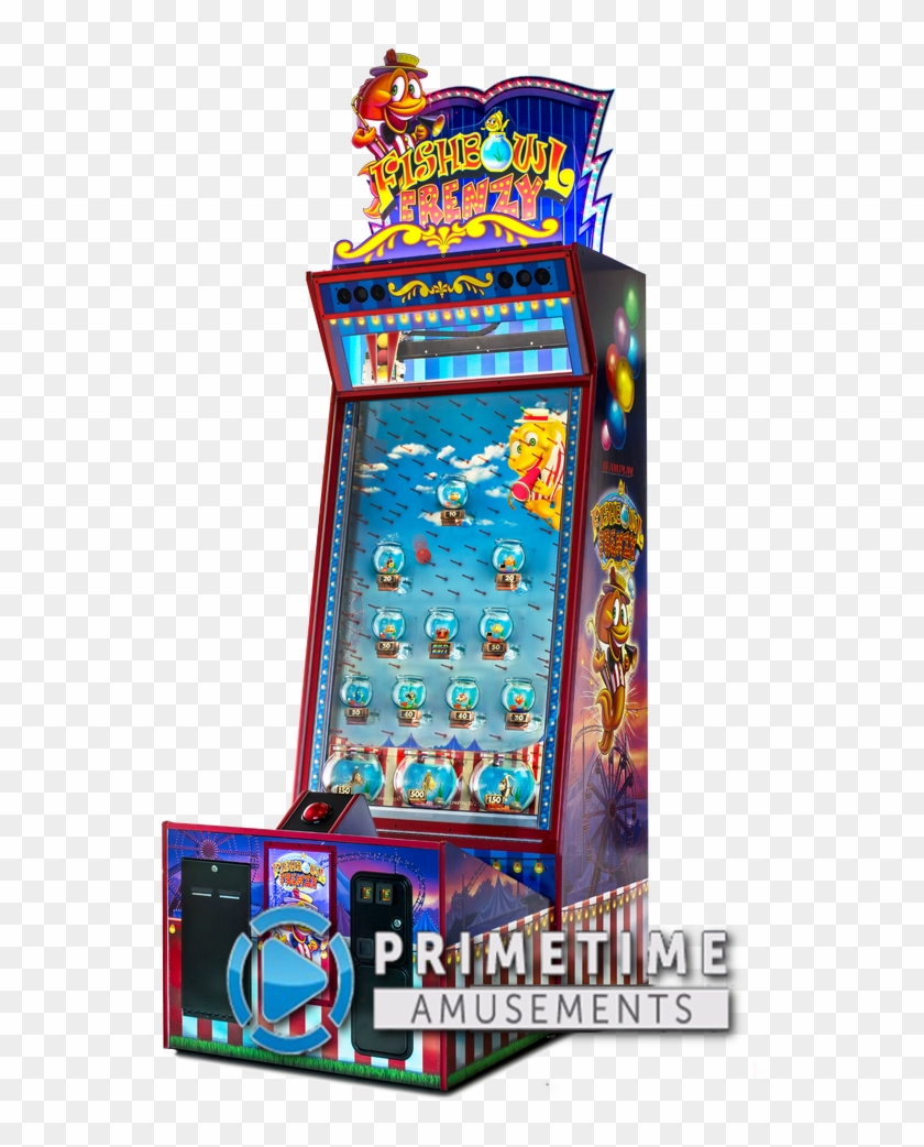 Fishbowl Frenzy - Fishbowl Frenzy Arcade Game For Sale, HD