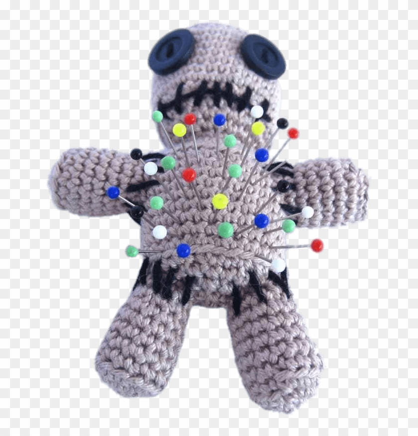 Voodoo Doll Pin Cushion - Voodoo Doll Transparent Background