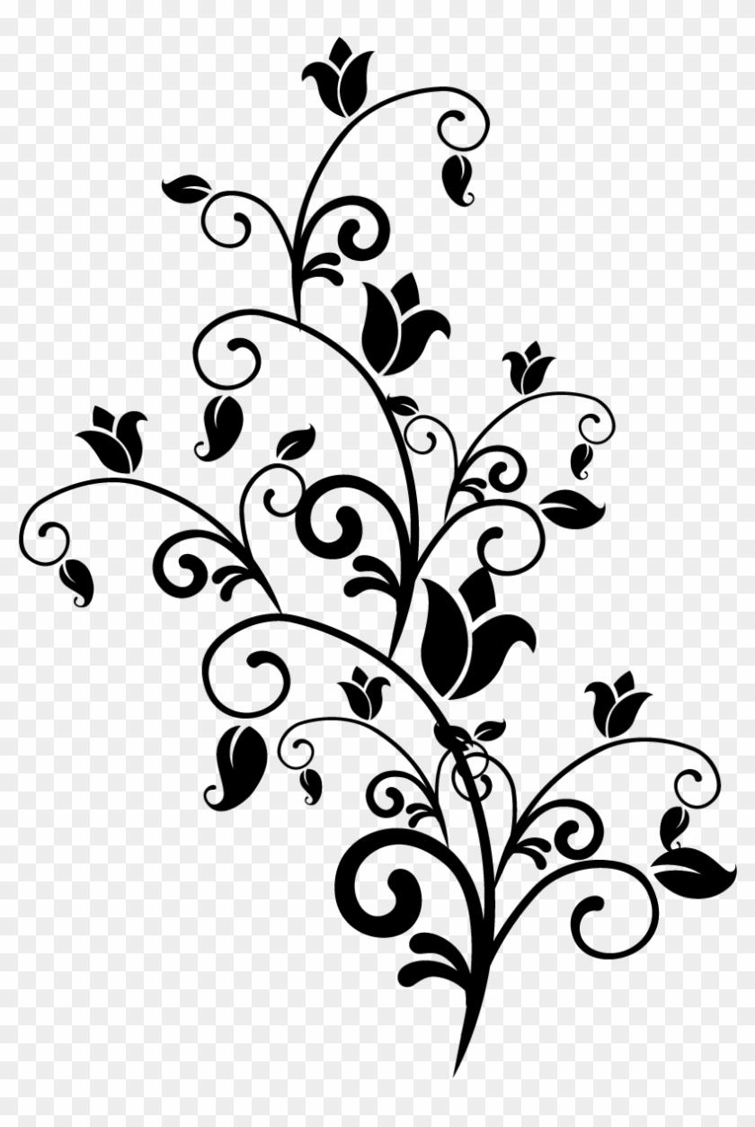 Vector Floral Batik   Batik Png, Transparent Png   20x20 ...