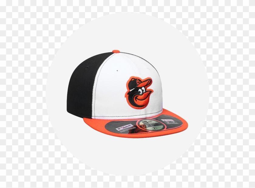 9ac0e87204f52 Baltimore Orioles New Era Black Authentic On-field - Circle