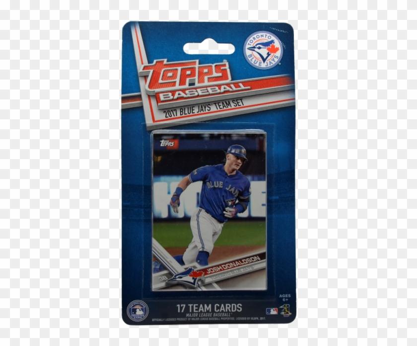 Topps Toronto Blue Jays 2017 Baseball Cards 17 Card
