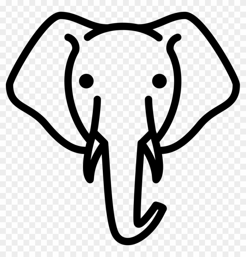 Elephant Head Comments Vector Elephant Head Svg Hd Png Download 981x980 1943136 Pngfind Three species are recognised, the african bush elephant (loxodonta africana) in this clipart you can download free png images: vector elephant head svg hd png