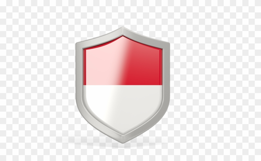 Illustration Of Flag Of Indonesia Shield Png Logo Format Transparent Png 640x480 1946590 Pngfind