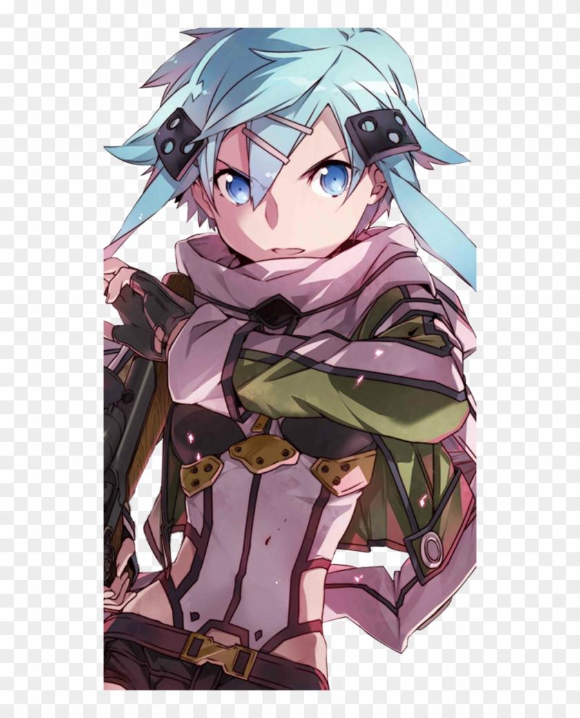 Sinon Anime Sword Art Online Ii Mobile Wallpaper Sword Art