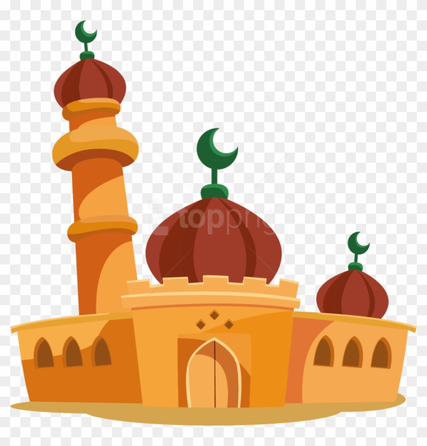 Free Png Mosque Vector Png Images Transparent - Mosque Png, Png