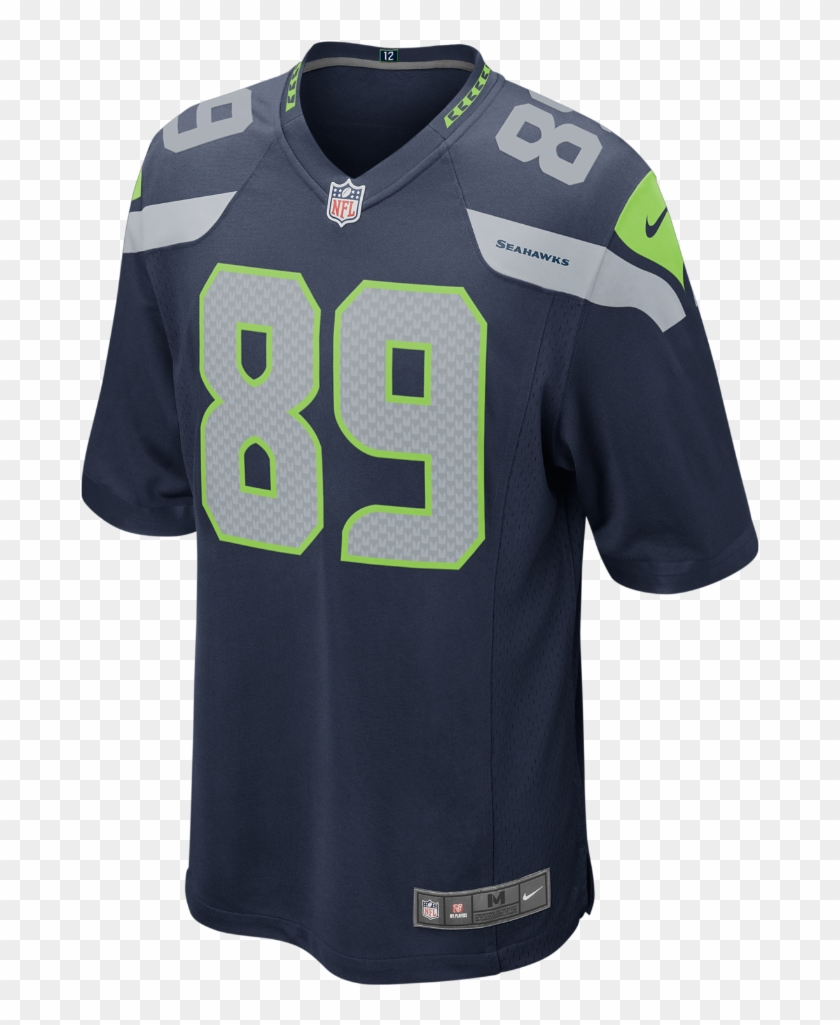 best sneakers cac57 e6881 Nike Nfl Seattle Seahawks Men's Football Home Game ...