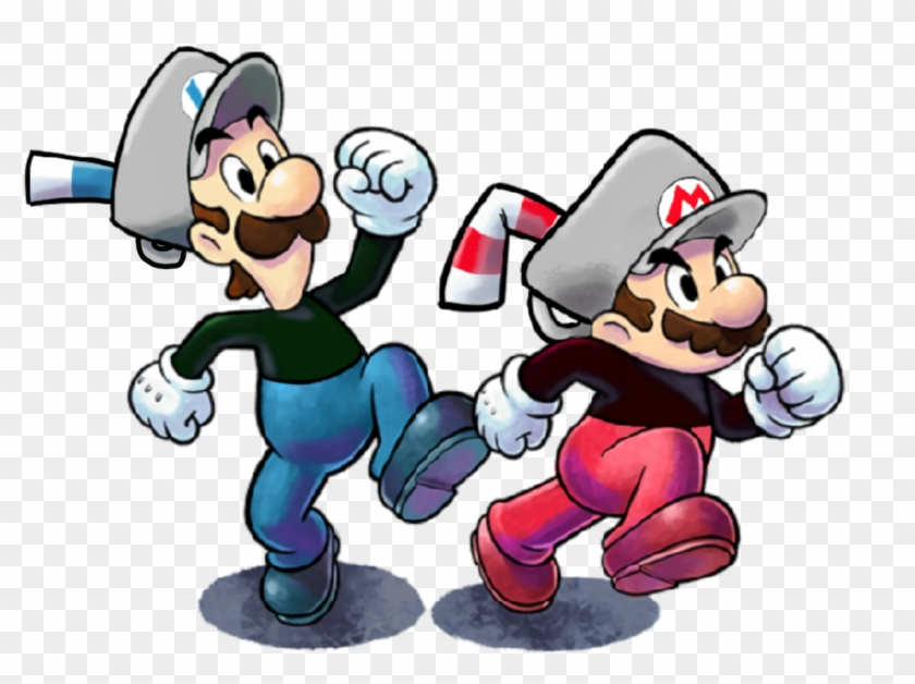Mario And Luigi Paper Jam Mario Png Download Transparent Png