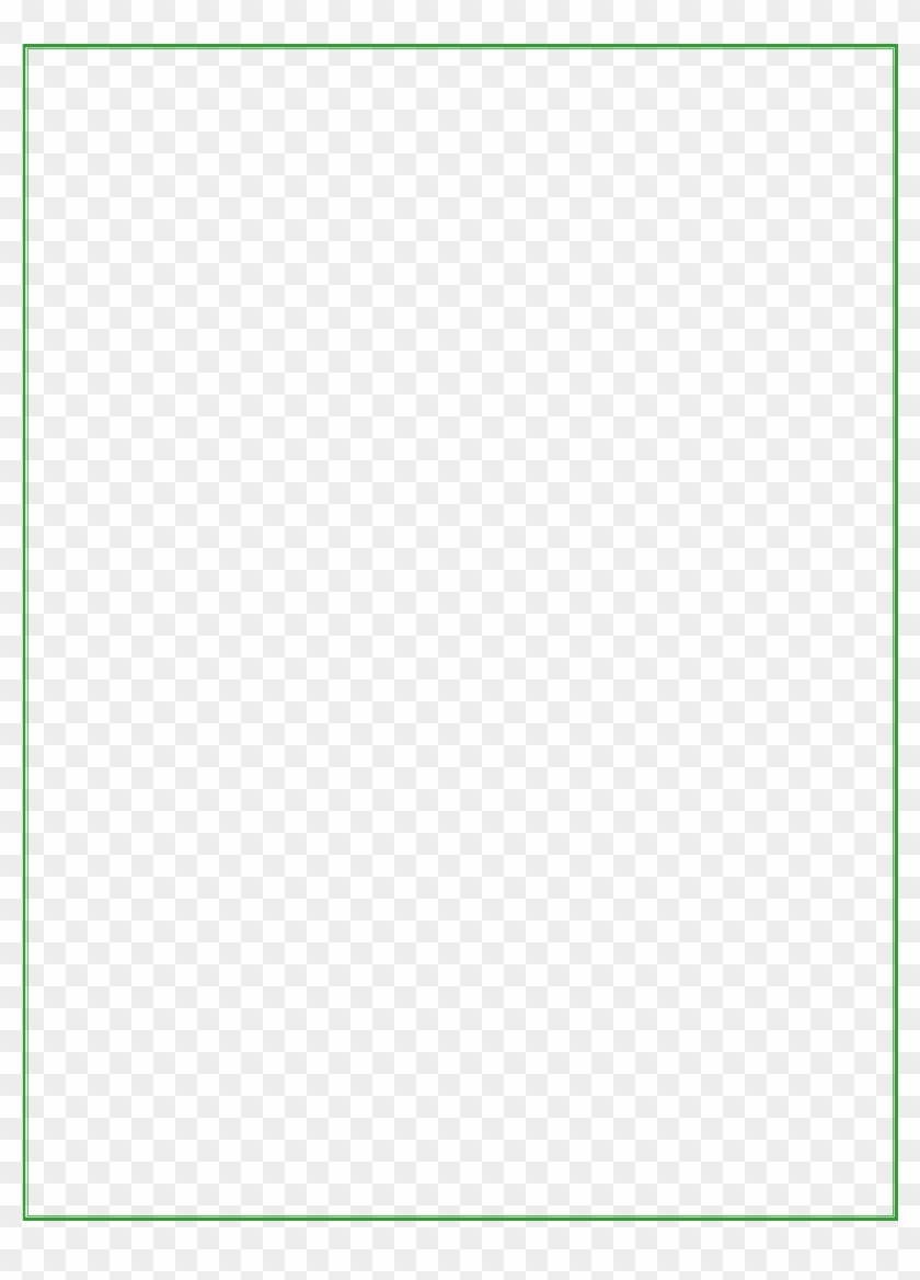 Simple Page Border Transparent Background, HD Png Download