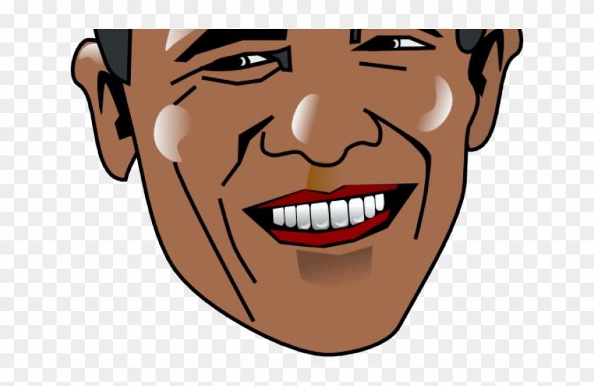 Barack Obama Clipart Svg Barack Obama Clip Art Hd Png Download 640x480 1971647 Pngfind