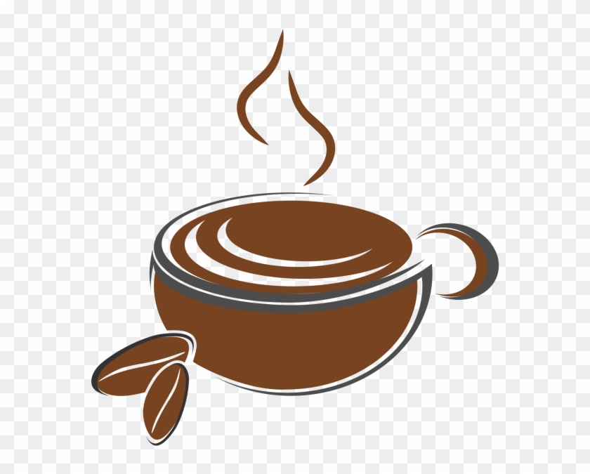Coffee Shop Logo Royalty Free Vector Cafe Logo Vector Png Transparent Png 820x820 1971648 Pngfind