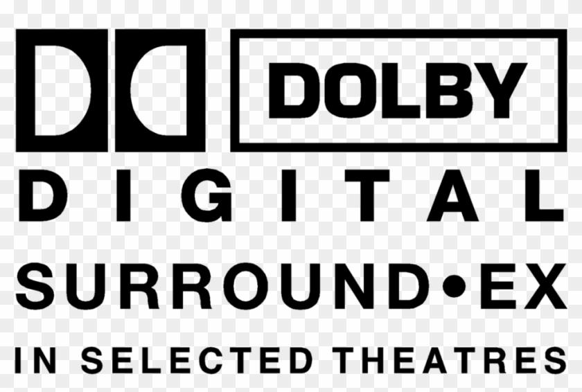 Dolby Digital Surround Ex Logo - Dolby Digital, HD Png Download