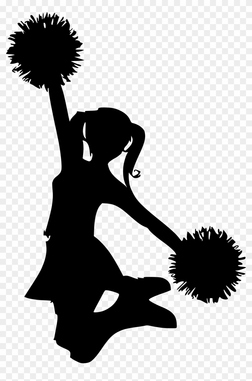 Clip Art Football And Picture Freeuse Cheerleader Silhouette Hd Png Download 3600x3600 1978138 Pngfind New users enjoy 60% off. clip art football and picture freeuse
