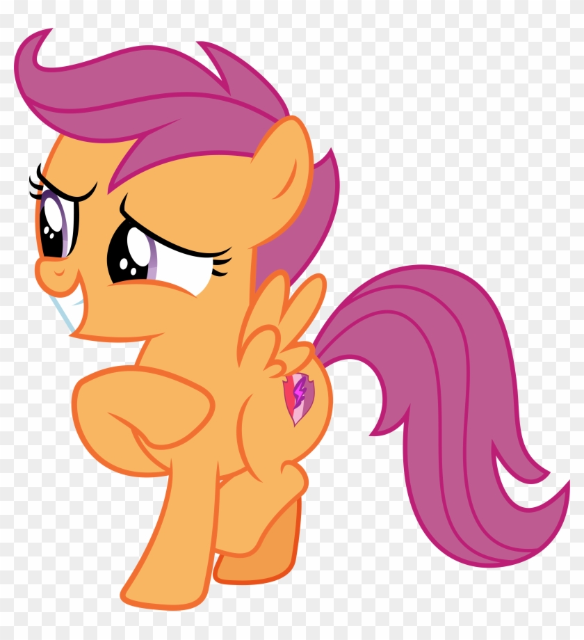 Scootaloo Pony Rainbow Dash Applejack Sweetie Belle Scootaloo With Cutie Mark Hd Png Download 5037x5277 1984032 Pngfind We got our cutie marks! scootaloo pony rainbow dash applejack