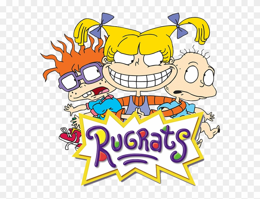3) Rugrats (46 Points) - Rugrats 90s, HD Png Download