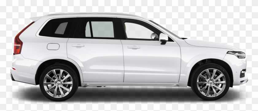 Volvo Xc90 Company Car Side View Hd Png Download 1937x746 1992402 Pngfind