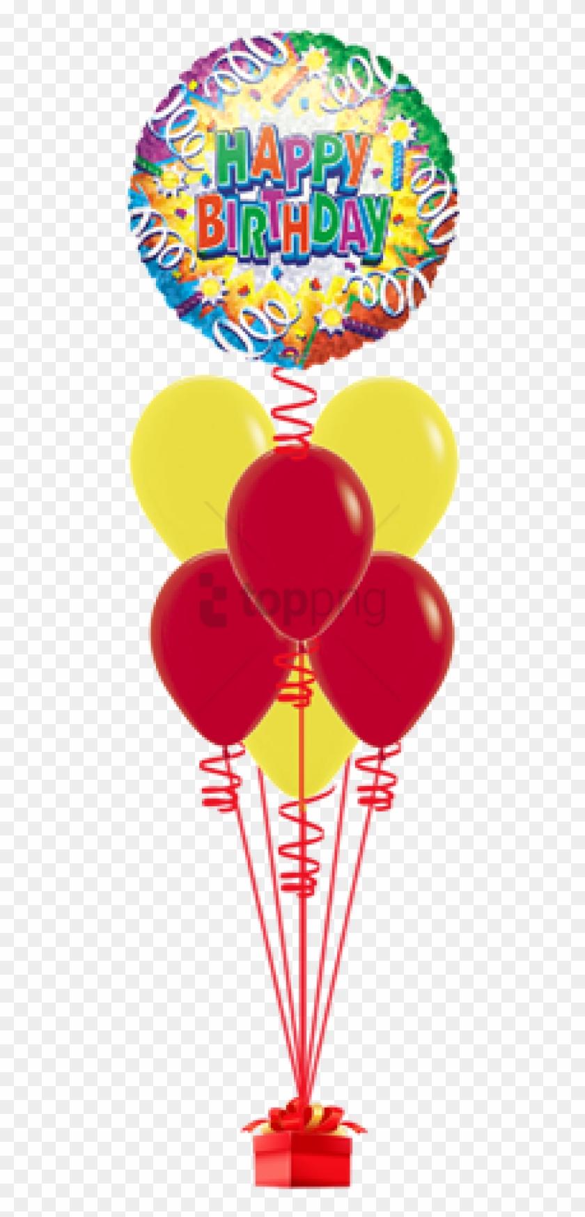 Free Png Birthday Explosion 46cm Happy Birthday Foil 2 Mylar