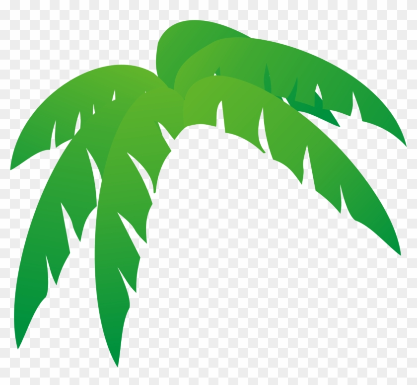 Palm Tree Leaves Clipart At Getdrawings Hd Png Download 1164x1019 28291 Pngfind