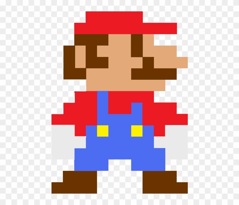 Mario Sprite Png Mario 8 Bits Transparent Png 480x640 202320