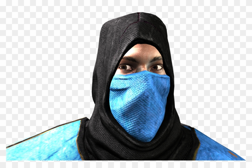 No Caption Provided Mortal Kombat 1 Sub Zero Mask Hd Png