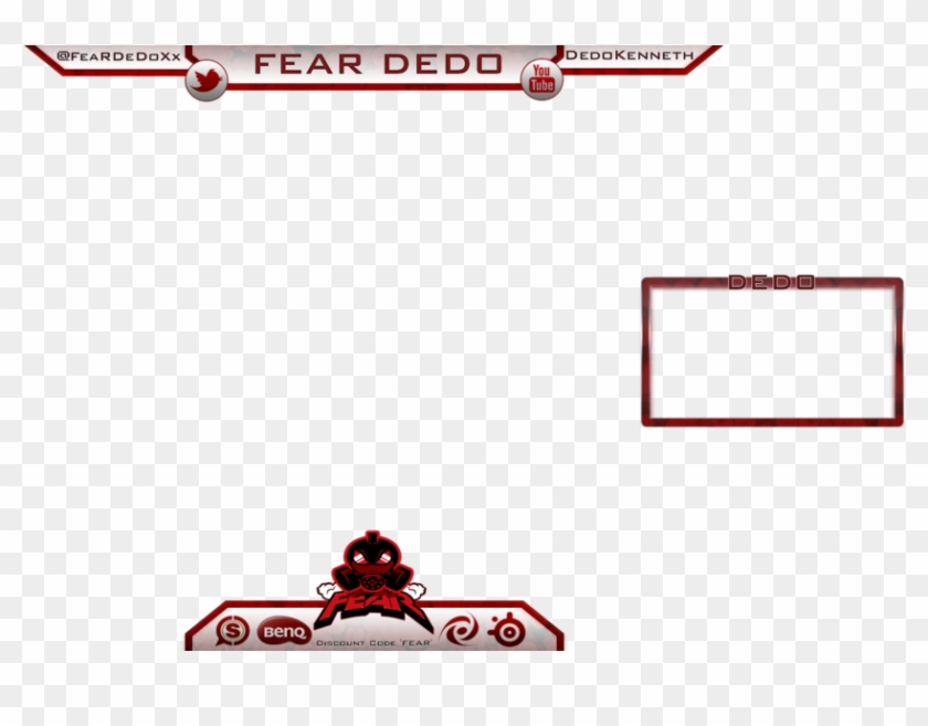 Twitch Overlay Template Youtube Pinterest Free Twitch
