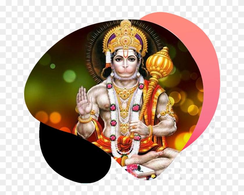 Hanuman Hd Png Download 700x600 208379 Pngfind