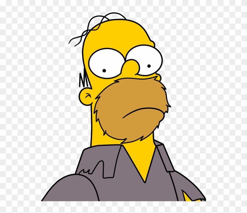 Plantillas Para Tus Memes Hubert Simpson Hd Png Download
