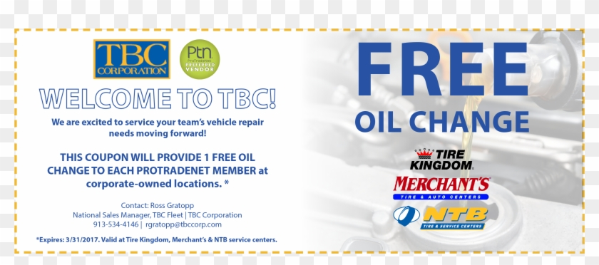 Ntb Oil Change Coupon >> Printable Coupon Ford Free Oil Change Coupon Hd Png Download