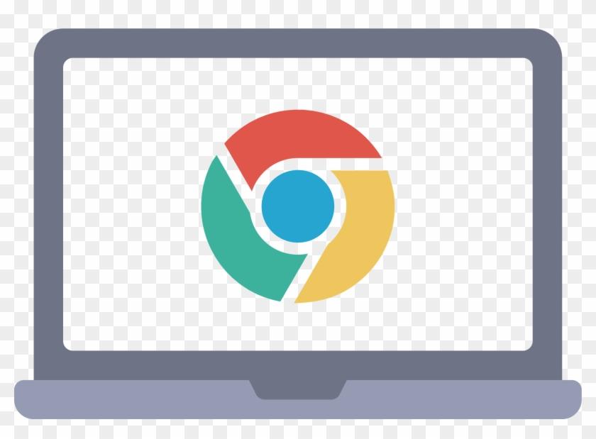Chromebook - Transparent Google Chrome Icon Png, Png