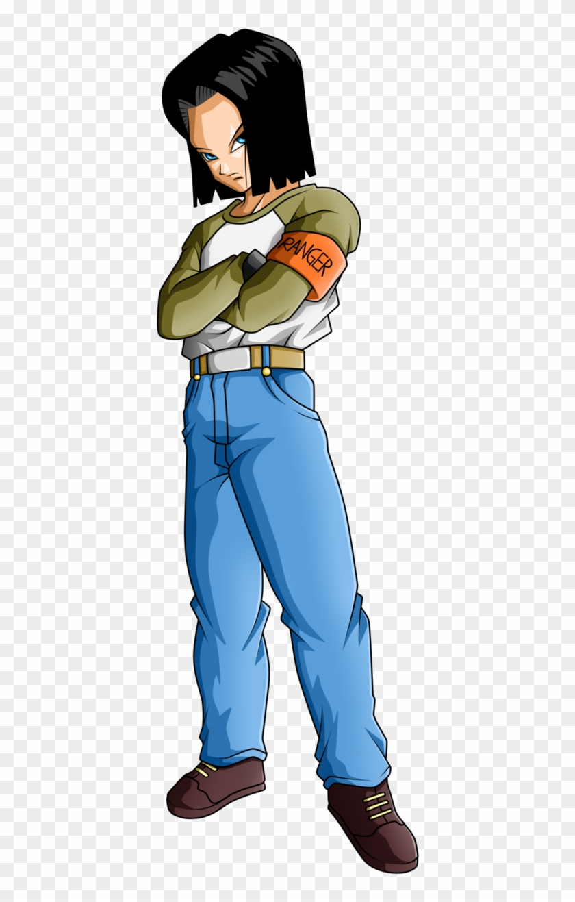 Dragon Ball Z Android 17 Dragon Ball Super Hd Png Download