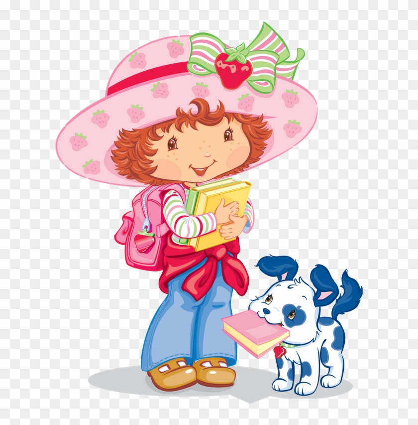 Strawberry Shortcake Cartoon Characters Strawberry Shortcake And
