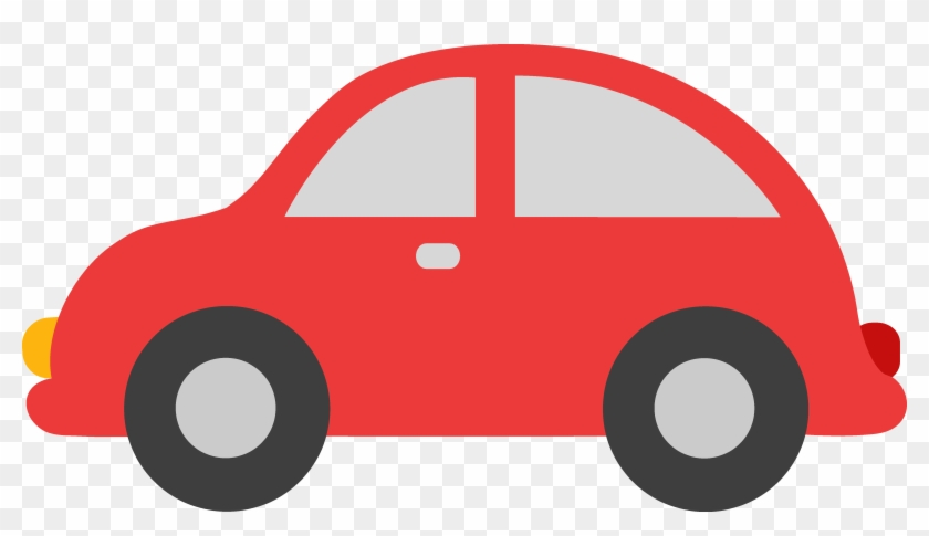 Red Clipart Car Toy Car Clip Art Hd Png Download 4916x2605