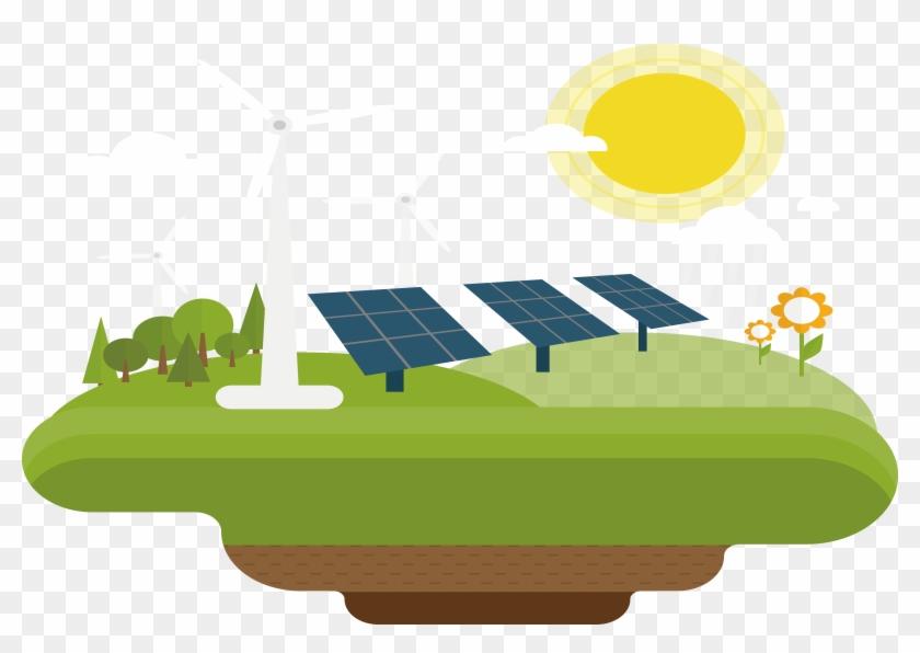 Solar Energy Wind Power Solar Power Renewable Energy - Solar