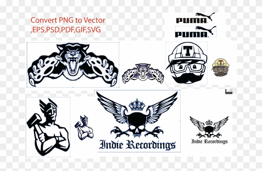 I Will Convert Any Logo To Vector In 4 Hours - Illustration